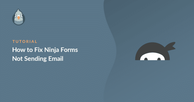 Fix Ninja Forms not sending email
