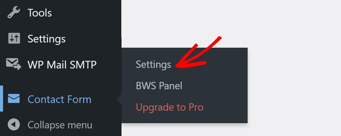 bestwebsoft settings