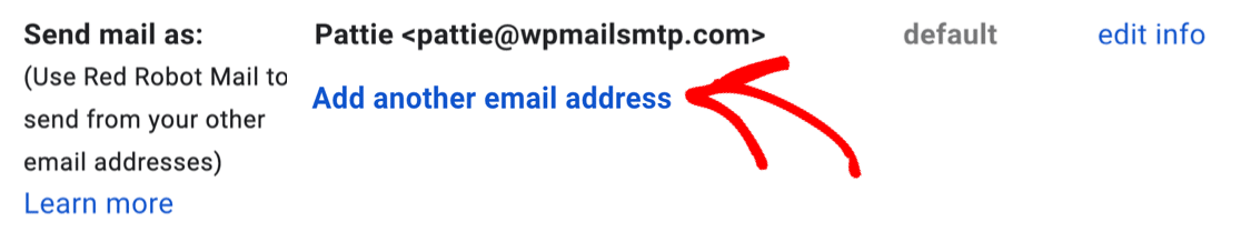 Add an alias in Gmail or G-Suite