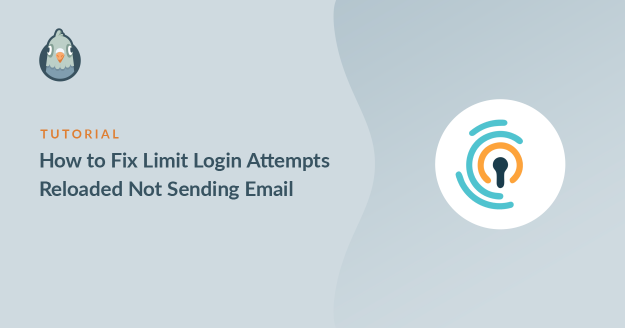Limit Login Attempts Reloaded not sending email