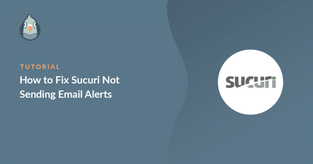 Sucuri not sending email alerts