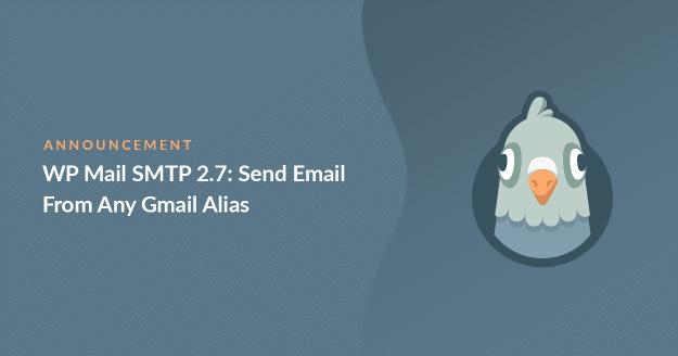 WP Mail SMTP 2.7