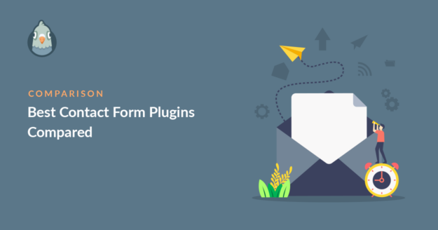 best contact form plugins compared