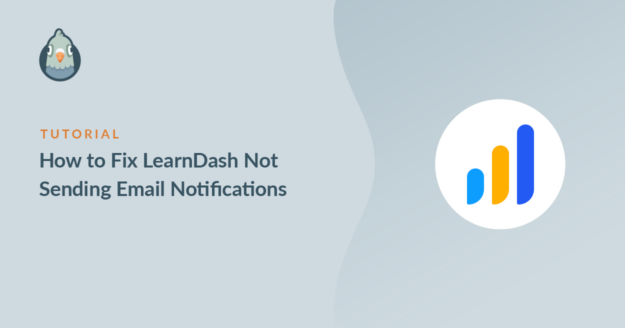 how to fix learndash not sending email notifications