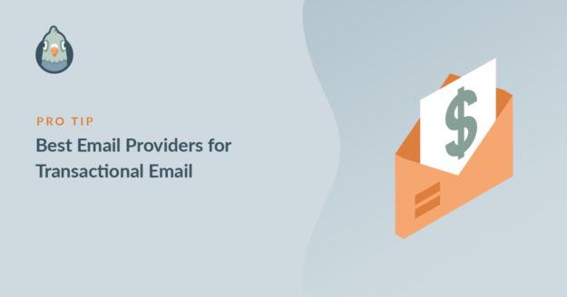 Transactional email providers