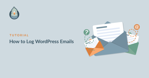 Log WordPress emails
