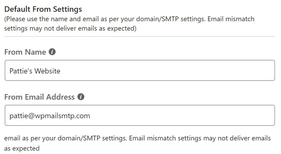 email sender in FluentCRM
