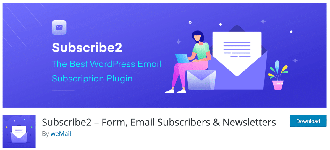 Subscribe2 email plugin