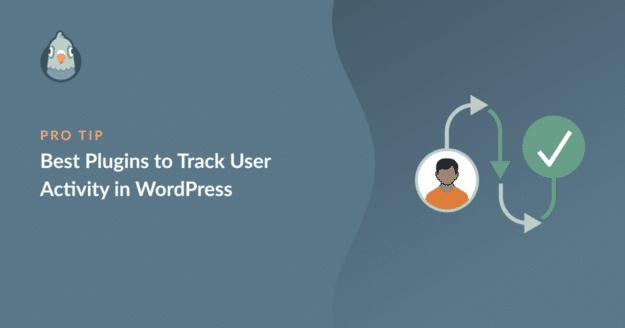 WordPress user tracking plugins