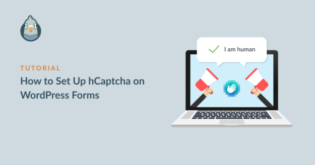 Set Up hCaptcha on WordPress forms